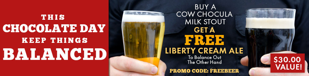 Free Liberty Cream Ale